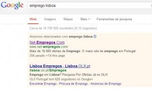 procurar emprego internet