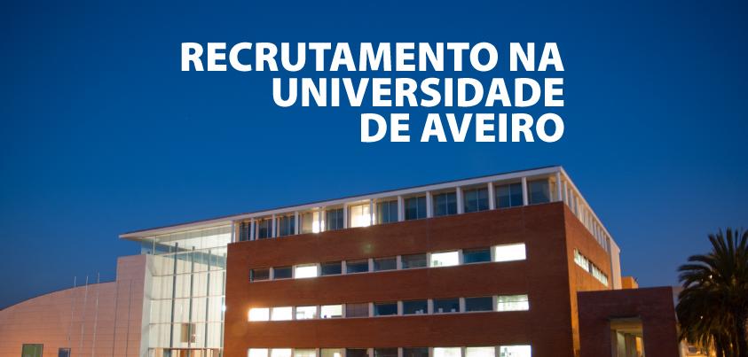 recrutamento universidade