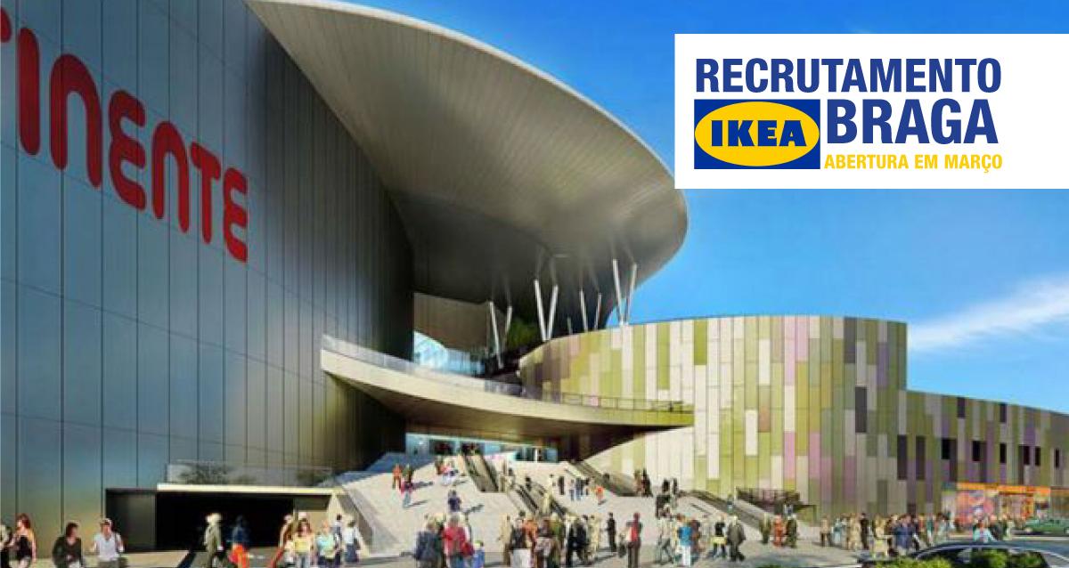 BRAGA IKEA EMPREGO