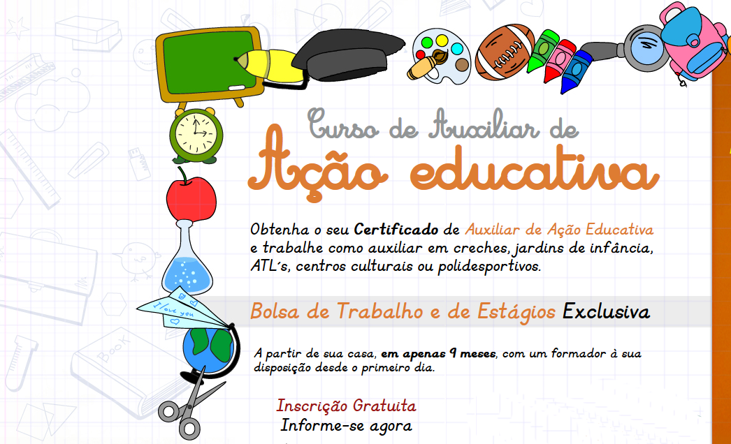 curso accao educativa