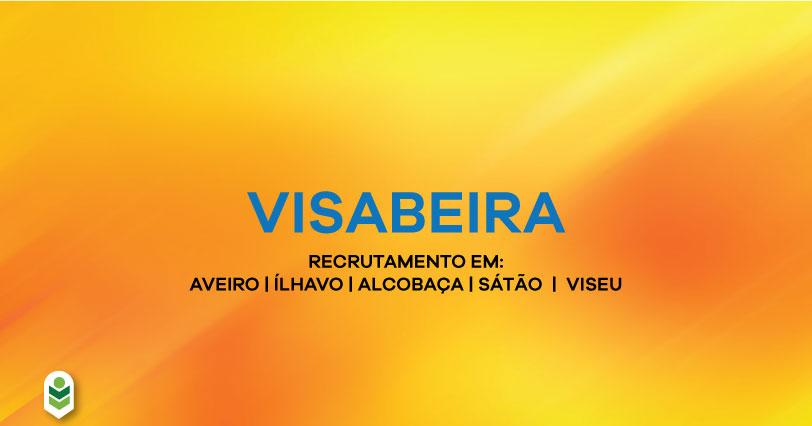 VISABEIRA-RECRUTAMENTO
