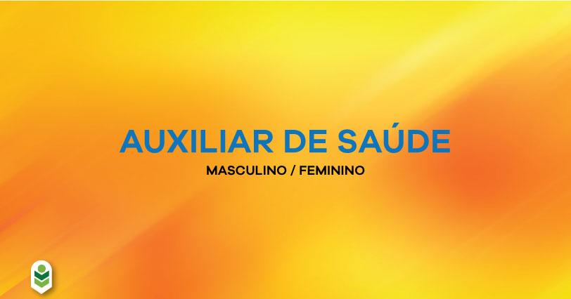AUXILIAR-DE-SAUDE