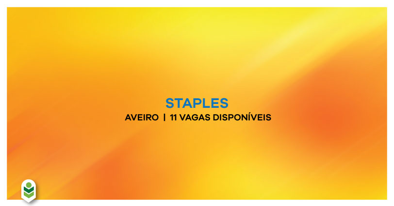 STAPLES-AVEIRO